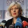 Д. Миятович: усилия по обеспечению безопасности журналистов на Украине не достаточны