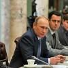 Президент России выступил против попыток переписать историю