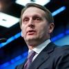С. Нарышкин: западные СМИ искажают информацию по Крыму