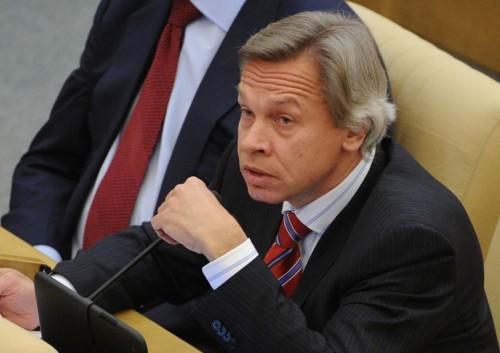 Алексей Пушков. История как инструмент борьбы за мировой порядок