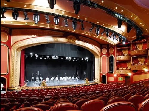 Театральные события в конце ноября