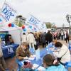 Фестиваль столичной прессы «раскачал» День города