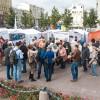 Фестиваль столичной прессы на Пушкинской площади. Год 2016-й.