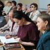 Ольга Семенова презентовала книгу своего отца