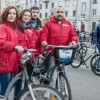 Команда «Вечерки» — на Московском велопараде