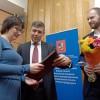 Награждены лучшие окружныеСМИи книжные магазины Москвы