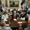 Президент США отменил свободу слова в отношении Белого дома