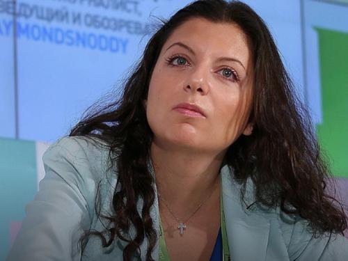 Маргарита Симоньян: «У нас слишком легко стать шпионом»