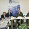 Замминистра обороны РФ провел встречу в Союзе журналистов Москвы