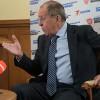 Сергей Лавров в прямом эфире радио «Комсомольская правда»