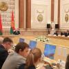 Александр Лукашенко ответил на вопросы представителей российских медиа