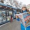 Газетные киоски выживают с улиц российских городов