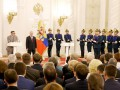Вручены Государственные премии за достижения в сфере культуры и науки