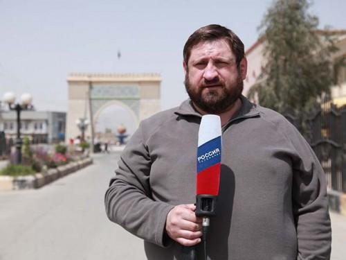 Репортер Сладков
