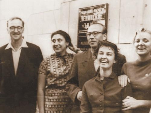 Елена Мушкина: «Конечно, это было счастье — работать в «Московском Комсомольце»