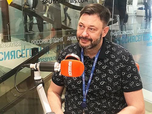 Кирилл Вышинский: «Я никогда не скажу, что Бандера — герой»