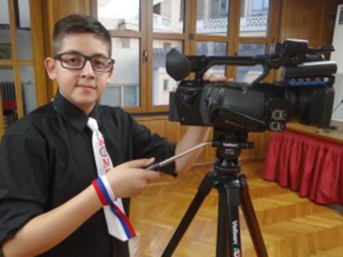 В Греции завершился онлайн-конкурс юных видеоблогеров среди русскоязычных соотечественников