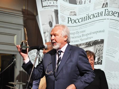 Столичные журналисты получили заслуженные награды