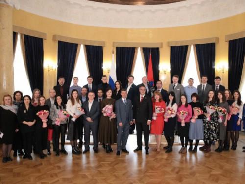 В Мосгордуме наградили журналистов