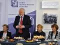 Председатель СЖМ Павел Гусев поздравил женщин с 8 марта