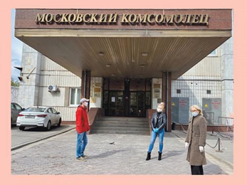 Журналисты МК о перенесенном COVID-19
