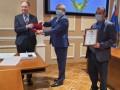 Директору ОТР Анатолию Лысенко присвоено звание «Заслуженный журналист РФ»