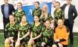 Женская футбольная команда «МК» завоевала почетный трофей