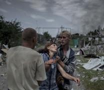 Презентация фотокниги Валерия Мельникова «Чёрные дни»