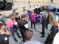 Росгвардия провела для российских журналистов уникальный мастер-класс в Керчи