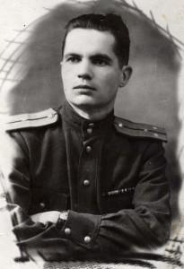 В.Поляков, 1946 г.