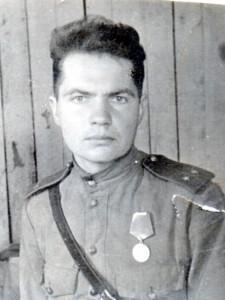 первая медаль за боевые заслуги