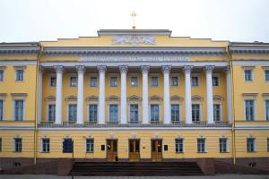 Президентская библиотека в СПб
