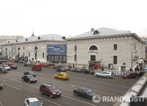 Музей Москвы на Зубовском б-ре