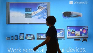Microsoft и W10
