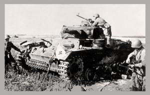 Оборона Могилева 1941 г. Буйничское поле. Фото Павла Трошкина (Погиб в 1944 г.)