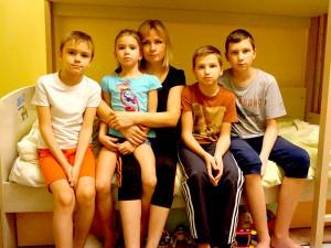 Семья Гордеевой 4