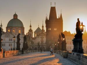 Dagmar Veselková_ Charles Bridge_CzechTourism