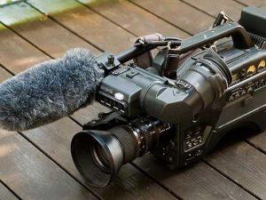 Камера на полу