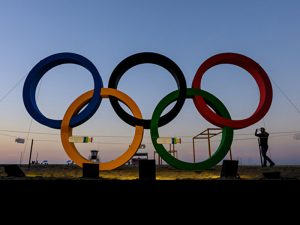 Кольца в Рио